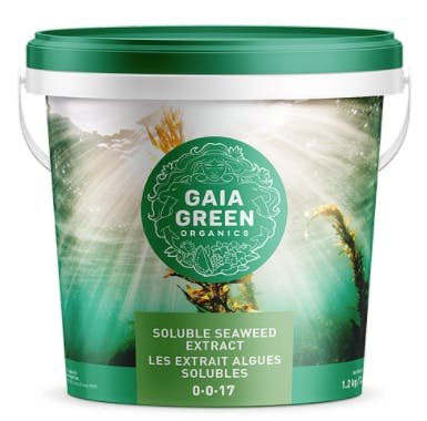 Gaia Green - Soluble Seaweed Extract 1-1-17 300g