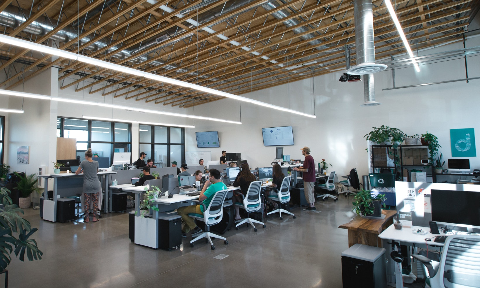 Dutchie office